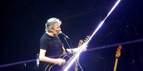 Bombastische Show von Roger Waters