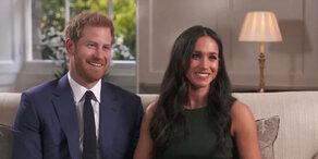 Meghans neue Familie: Die Windsors
