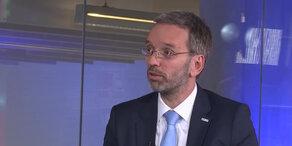 Fellner! Live: Innenminister Kickl im großen Interview