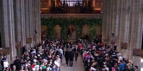 Die große Sondersendung zur Royalen Hochzeit (Teil 7)