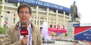 WM 2018: Das Achtel-Finale beginnt