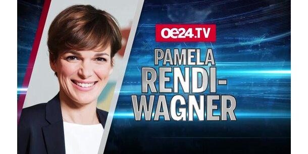 Fellner! Live: Dr. Pamela Rendi-Wagner im Interview