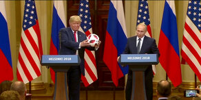 Scharfe Kritik an Trump nach Gipfel mit Putin