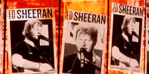 Ed Sheeran startet Deutschland-Tour