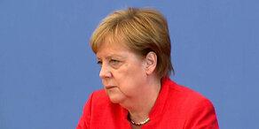 Merkels Bilanz für das erste Halbjahr
