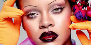 Rihanna bricht