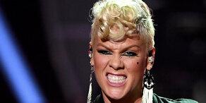 Große Sorge um Sängerin Pink