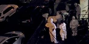 Vater mit zwei Messerstichen getötet