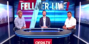 Fellner! Live: Josef Cap vs. Karl Schlögl