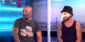 Fellner! Live: Die Urban Monkeys im Interview