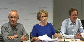 BVT-Ausschuss: Opposition kritisiert Innenministerium