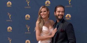 Die süßesten Pärchen der Emmys 2018