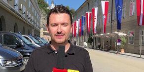 EU-Gipfel: Salzburg bereitet sich vor