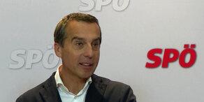 SPÖ-Chef Kern wechselt nach Brüssel