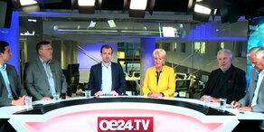 Die Insider: SPÖ-Chef Kern tritt zurück