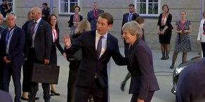Informelles EU-Treffen: Brexit, Sicherheit, Migration