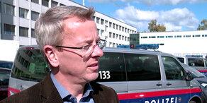 Linz: Messer-Mord am Kinderspielplatz