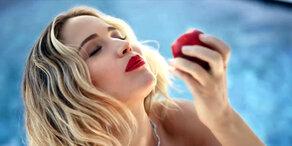 Jennifer Lawrence mit neuen Fotos für Dior