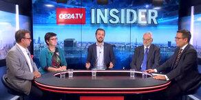 Die Insider – der große Polit-Talk