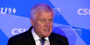 Landtagswahl in Bayern: Tiefstwert für CSU
