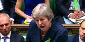 Theresa May: Massiver Widerstand im eigenen Haus