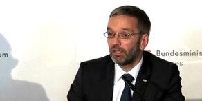 EU-Ratsvorsitz: Kickl trifft Sándor Pintér