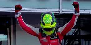 Formel 3: Mick Schumacher gewinnt EM-Titel