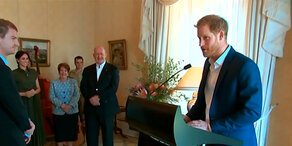 Prinz Harry: Erstes Statement zu Baby-News