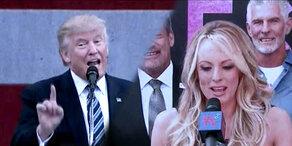 Twitter-Krieg: Trump gegen Stormy Daniels