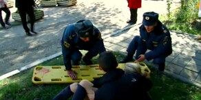Tödliche Explosion auf der Krim: Zahlreiche Kinder tot