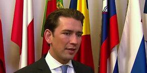 EU-Gipfel: Kurz zu Brexit und Migration