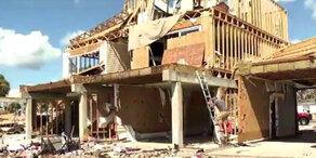 Hurrican Michael: Bewohner kehren zurück