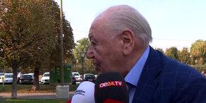 SPÖ entschärft Parteistruktur: Interview mit Karl Blecha