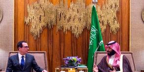 Saudische Herrscherfamilie kondoliert