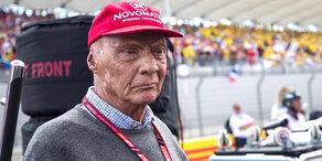 Niki Lauda: Rasendes Comeback in Planung