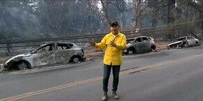 Feuerhölle: Kalifornien steht in Flammen