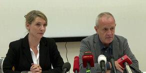 Liste Pilz: Strafanzeige gegen Kurz & Strache