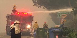 Kalifornien: Rekordbrand fordert bereits 50 Todesopfer