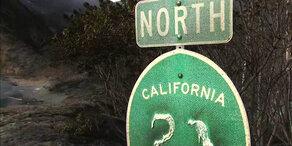 Feuerhölle: Viele Tote und Vermisste in Kalifornien