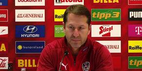 Österreich gegen Bosnien: ÖFB-Team optimistisch