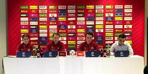 Nations League: ÖFB-Team muss gewinnen