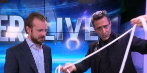 Fellner! Live: Star-Magier Luis de Matos verzaubert Wien