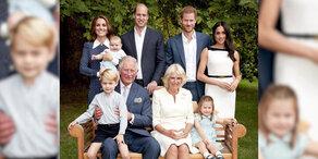 Prinz Charles feiert 70. Geburtstag