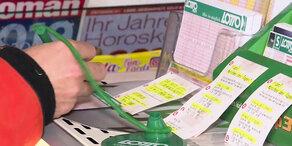Mega-Jackpot: 14 Millionen Euro im Topf
