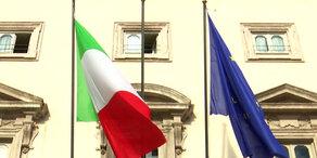 Italien-Budgetplan: Bevölkerung gespalten