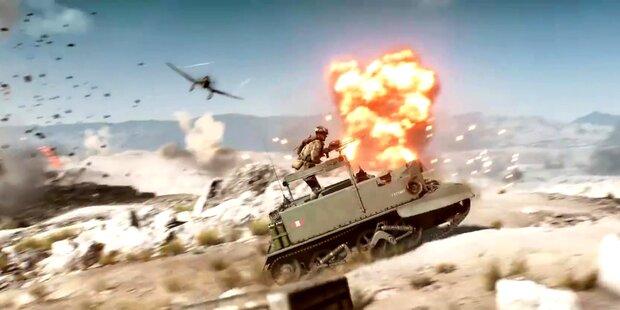 Der Multiplayer-Hit Battlefield 5 im Test