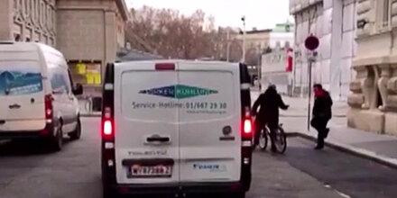 Belohnung auf Wiener Fahrrad-Bankräuber erhöht