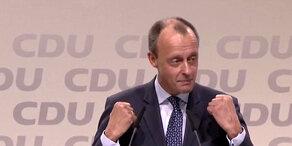 CDU wählt Merkel-Nachfolge
