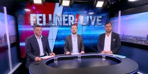 Fellner! Live: Leichtfried vs. Hafenecker