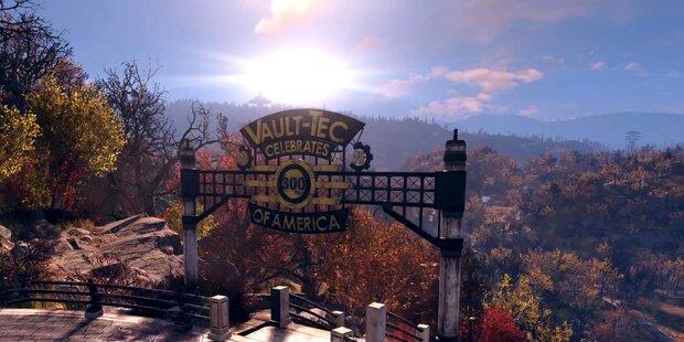 Fallout 76 im großen Test